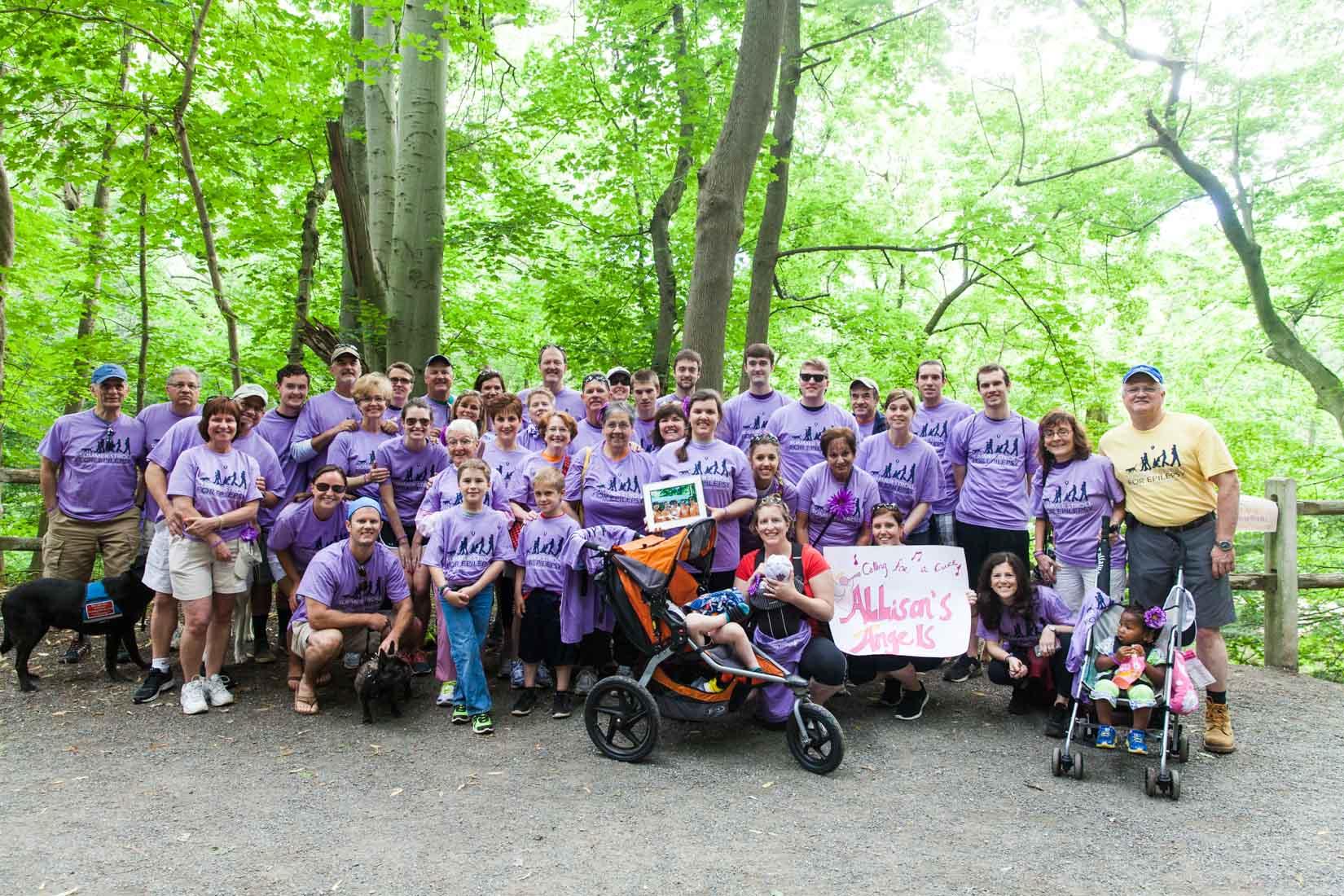 Summer Stroll 2014 Top Teams – EFEPA – Epilepsy Foundation