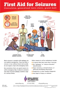 First Aid_generalized convulsive